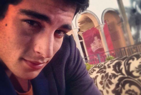 Danilo se metió a la mansión de Nuestra Belleza Latina, de...
