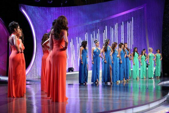 En la segunda gala conoceremos los nombres de las 12 finalistas.