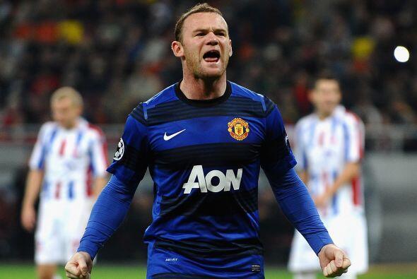 Wayne Rooney, luego de un 2010 para el olvido, sacó chapa de 'crack' y g...