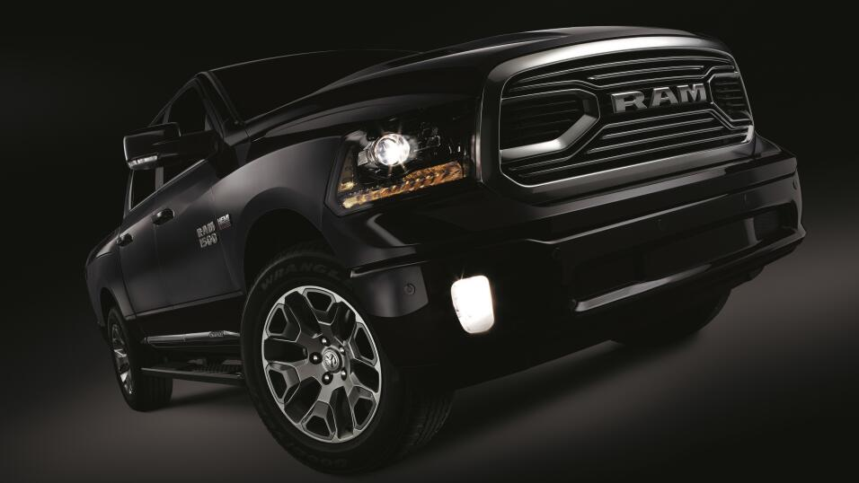 Ram Limited Tungsten Edition 2018