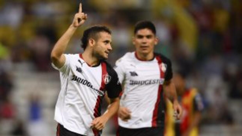 Atlas mantiene su buen paso en la Copa MX.