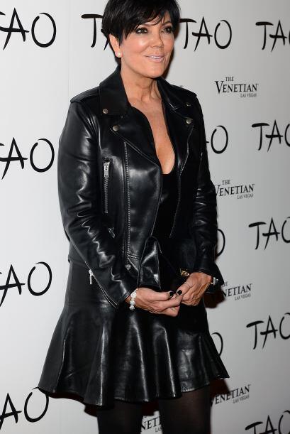 Su famosa mamá, Kris Jenner, también estuvo presente. Mira aquí lo últim...