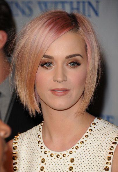 Katy Perry también se sumó a las celebridades que le perdieron el miedo...