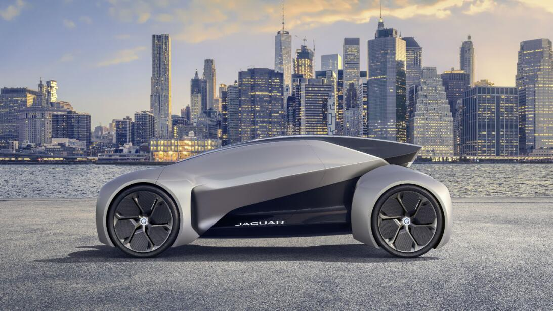 Pronto el volante de tu auto controlará tu vida... según Jaguar jaguar 1...