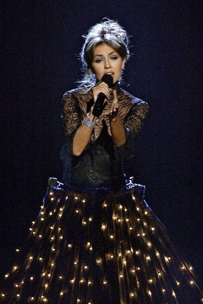 Dicha enfermedad provocó que Thalía permaneciera meses fuera de los esce...