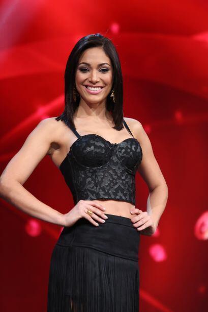 Nadyalee Torres de 26 años representaba a Puerto Rico. Tenía experiencia...