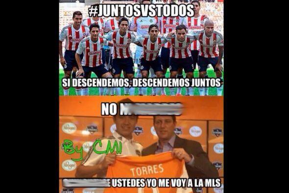 Las redes sociales se burlaron del empate de Chivas, la goleada del Amér...