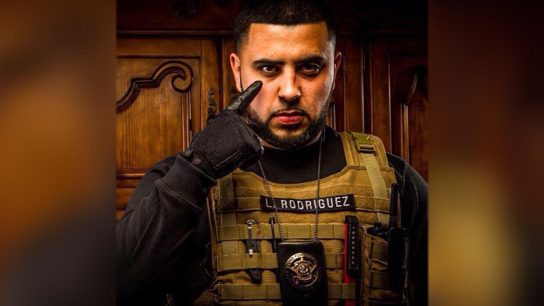 Luis de Jesús Rodríguez, un cazarrecompensas de Houston co...