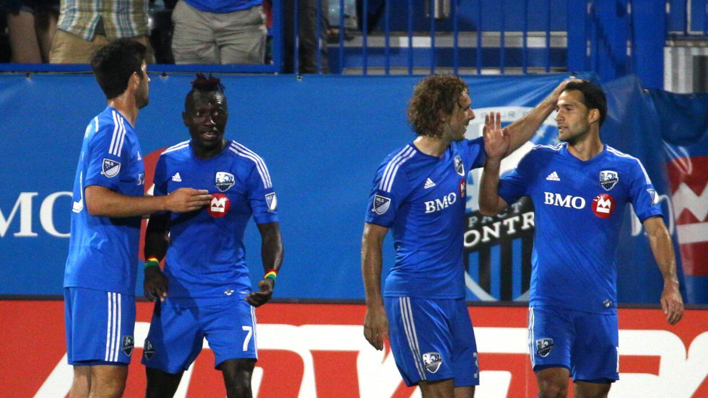Montreal celebra victoria ante Columbus