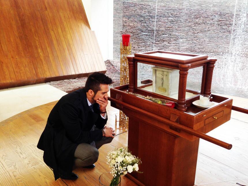 Mira detalle a detalle el funeral de Tania