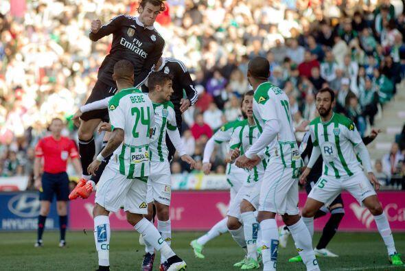 Continuó el partido y el Madrid no se salió del 'script' donde buscaba a...