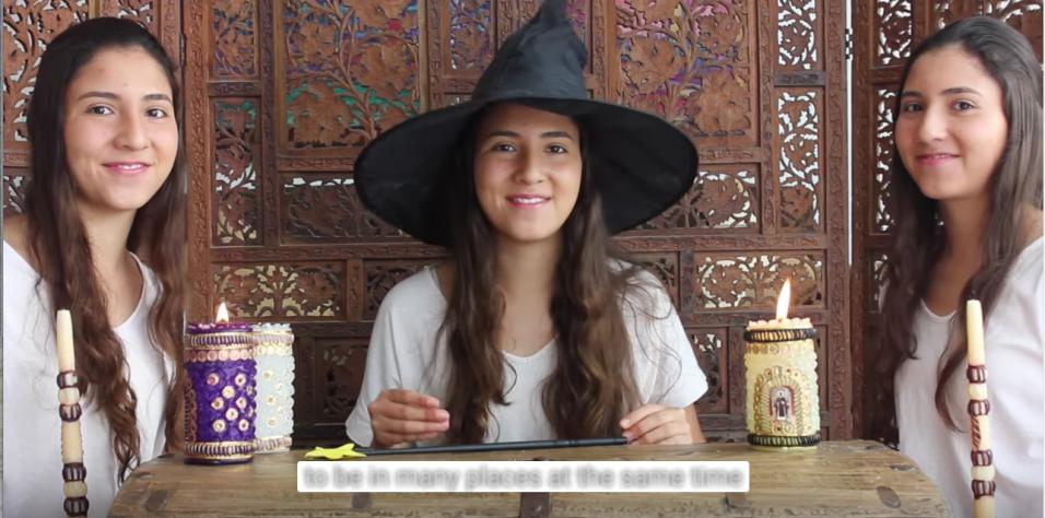 Antonella Masini, una chica peruana amante de la física ganó 250,000 dól...