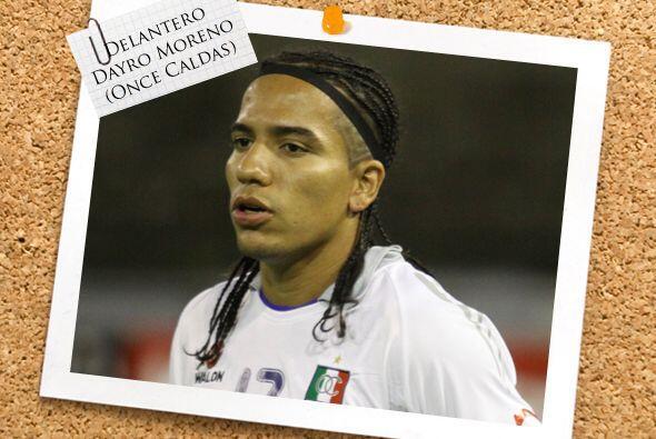 Para cerrar tenemos a Dayro Moreno. El colombiano es un gran jugador, lu...