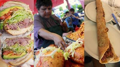 Estas son algunas de las 'monstruosidades' que existen en la comida mexicana