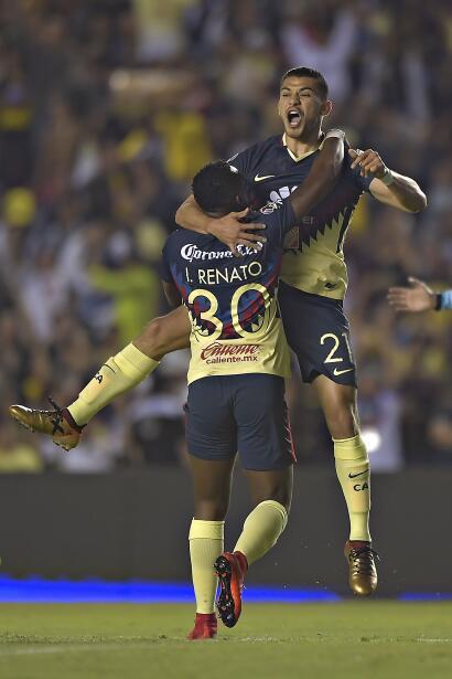 Gallos vs. América jornada uno Clausura 2018