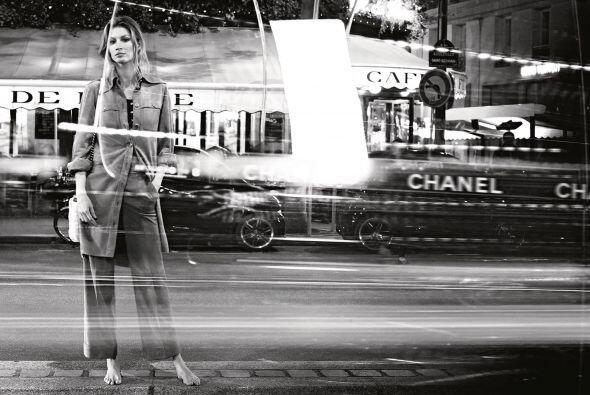 La modelo brasileña Gisele Budchen sigue estando en el gusto de m...