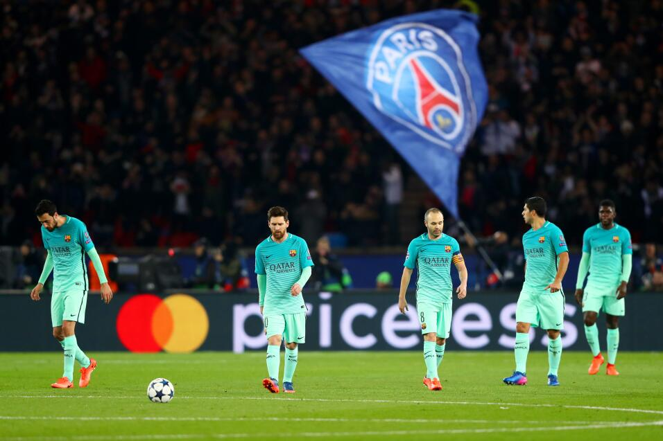 PSG mal y de malas, la UEFA le abre expediente por los incidentes ante e...