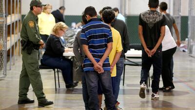Niegan fondos para la ayuda de niños inmigrantes