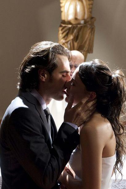 """Pues luego de casarse, """"Sebastián"""" murió. ¡Qué triste!"""