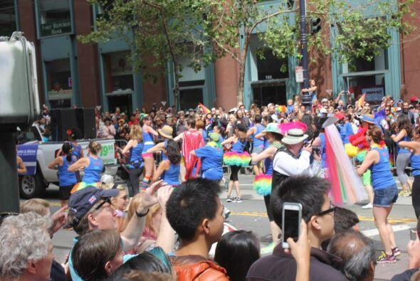 This past weekend San Francisco celebrated. That guaranteeing a constitu...