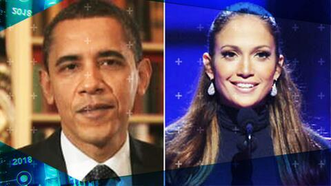 El gusto por la música latina es tal que hasta Obama habló español (lite...