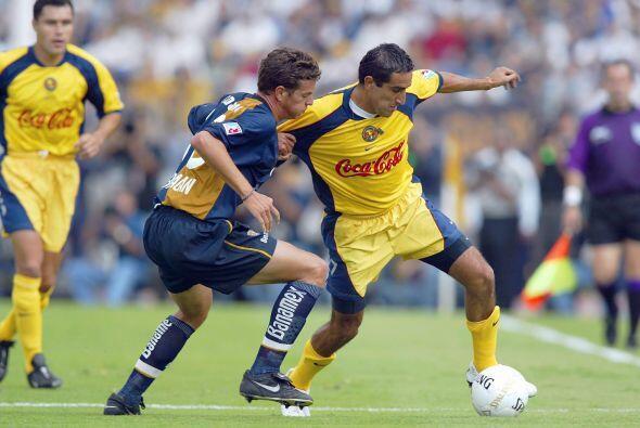 - Torneo de Verano 2002, semifinales del torneo, Necaxa esperaba rival,...