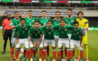 selección mexicana Tri