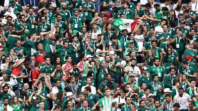 FIFA sancionó a México con 10 mil dólares por el 'eeh pu...' que se escuchó en el juego ante Alemania