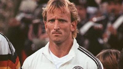 El alemán anotó el gol del triunfo para que Alemania levantara su tercer...