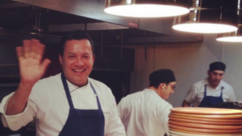 Chef Nico Sánchez