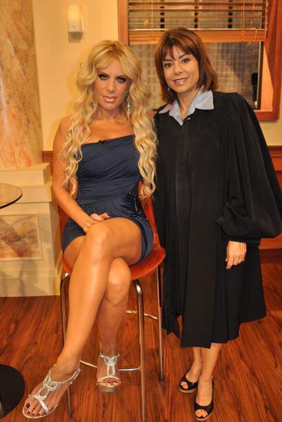 Luego del chisme, Cristina Pereyra y Lorena Herrera se convirtieron en b...