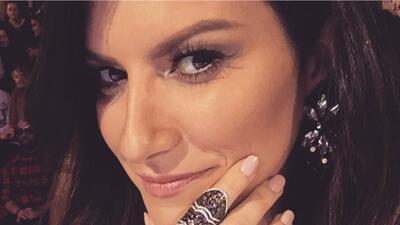 Laura Pausini disfruta a plenitud la dulzura de ser mamá