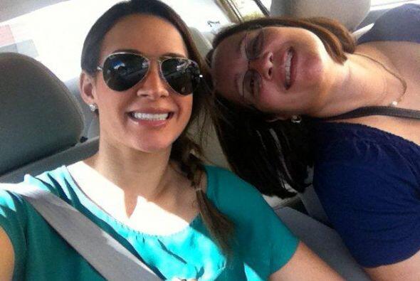 """De Melissa para Beba Caro: """"No puedo imaginar haber nacido en brazos de..."""