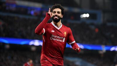 Mohamed Salah renueva con el Liverpool hasta 2023