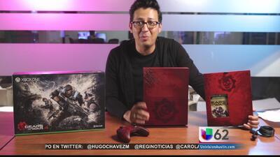 Qué hay dentro del bundle del Xbox One S 'Gears of War', edición limitada