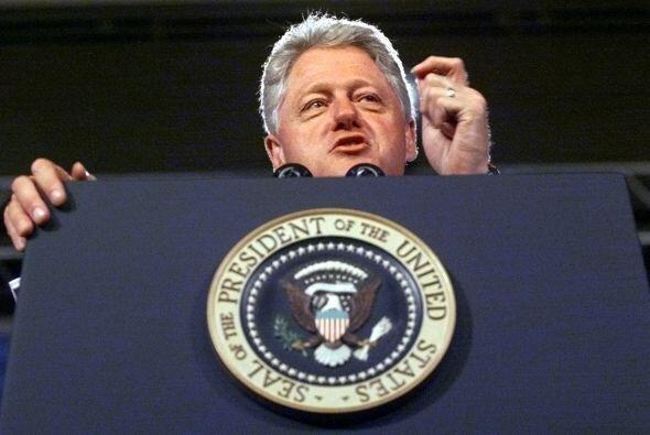 En el plano nacional, Clinton tuvo un récord impecable respecto del mane...
