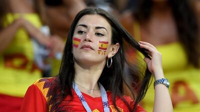 Españolas y portuguesas pusieron la pasión en el Fisht Stadium