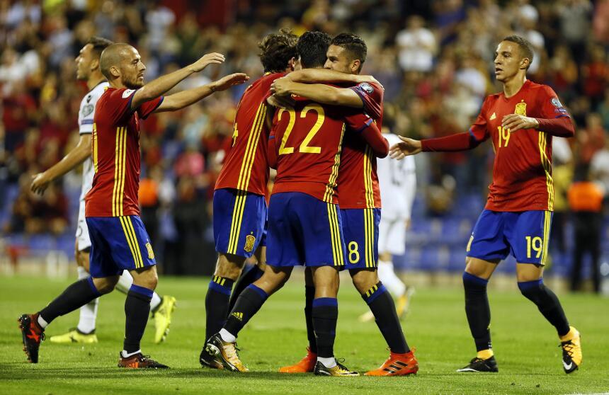 España se convirtió en el clasificado 11 a Rusia 2018 636429220254360573...
