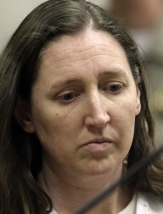 Megan Huntsman, accused of killing six of her newborn babies and storing...