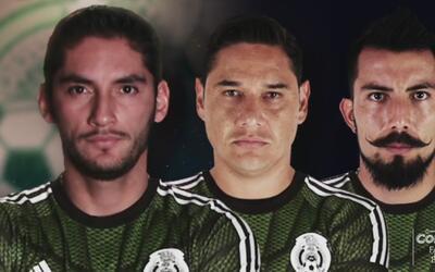 Corona, Muñoz y Fraga, ¿quién será el dueño de la portería del Tri en Co...