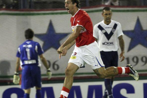 El equipo andino dirigido por Juan Antonio Pizzi apeló a garra, s...