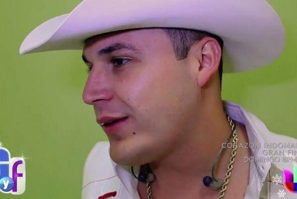 """En el """"Uforia Concert Series"""" también estará el guapo Saúl """"El Jaguar"""",..."""