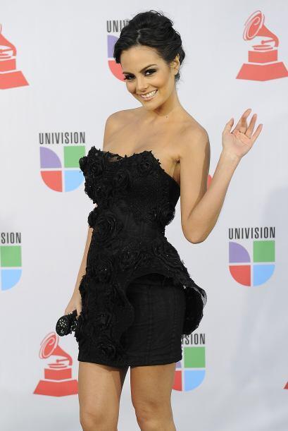 """Ganó el título de """"Nuestra Belleza México 2009"""", y representó a México e..."""