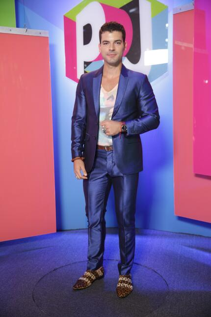 La alfombra de Premios Juventud