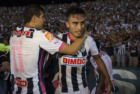 Cabe recordar que Monterrey tiene un partido pendiente ante el Guadalaja...
