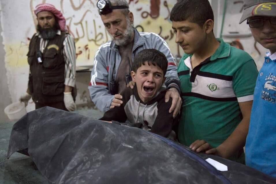 Los niños de Aleppo