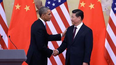 Claves sobre el histórico acuerdo de EEUU y China contra el cambio climá...