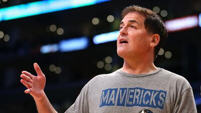 """NBA multará al dueño de Mavericks por hacer público que deben """"dejarse perder"""""""
