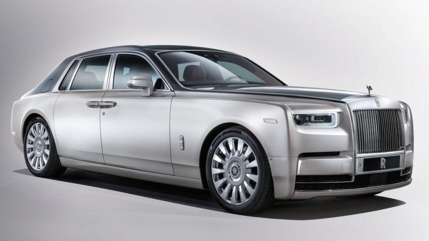 El nuevo Rolls-Royce Phantom VIII en fotos Rolls-Royce-Phantom-2018-1024...