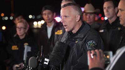 Revelan identidad del terrorista de Austin